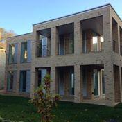 Stylish brickwork